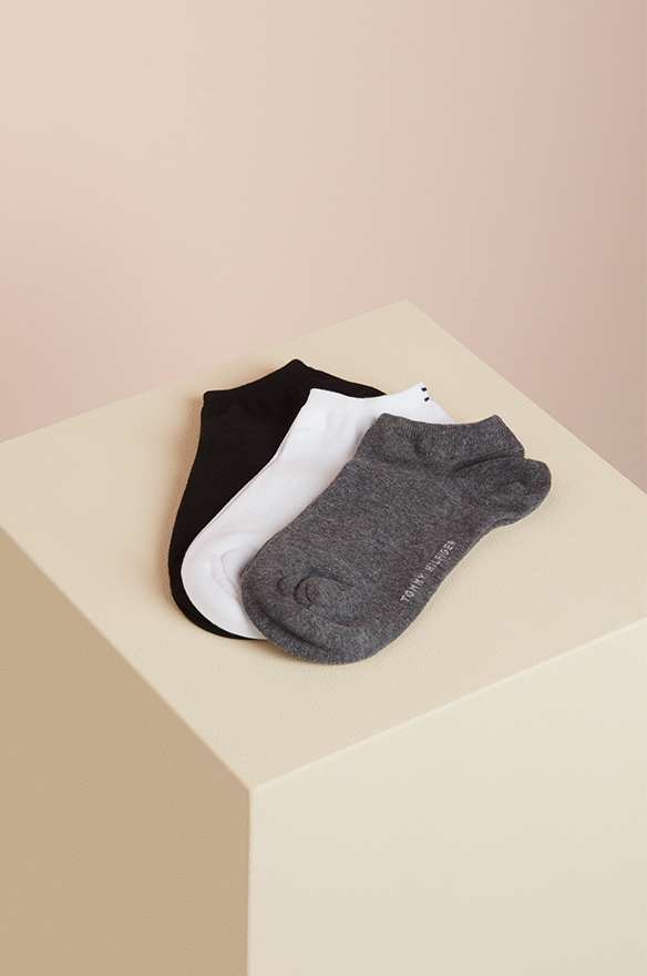 Balení ponožek