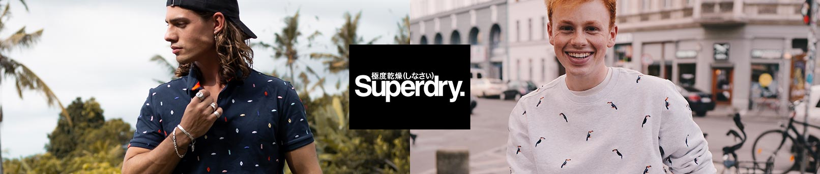 Superdry shoppen