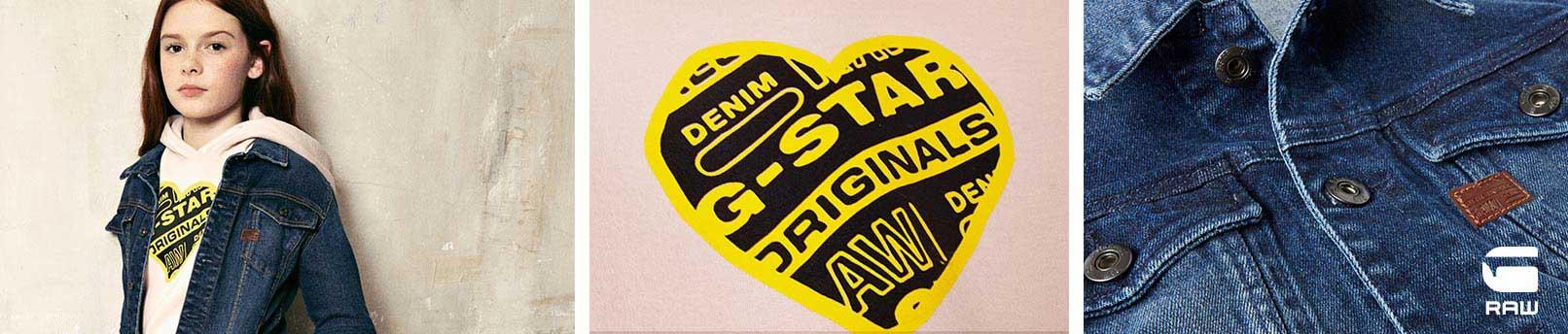G-Star shoppen