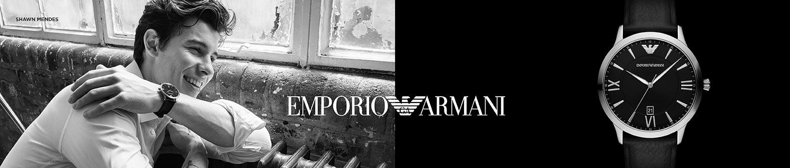 Emporio Armani shoppen