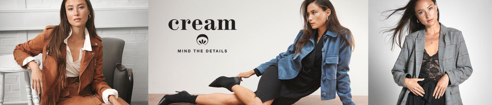 Discover Cream