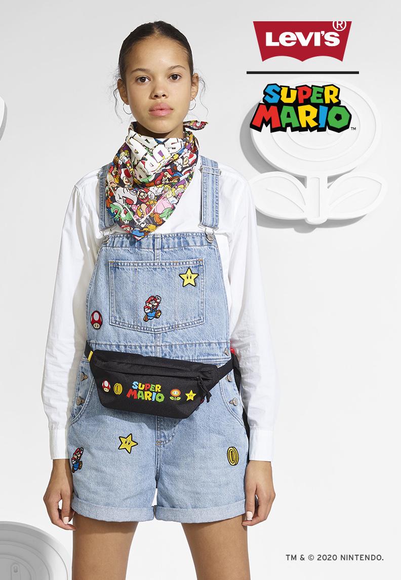 Levi's® x Super Mario™
