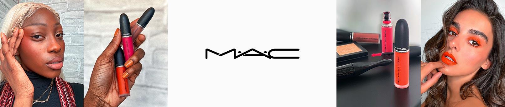 MAC shoppen