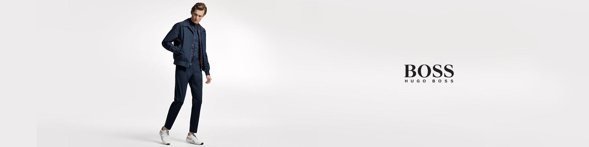 Hugo Boss Heren broeken online kopen   ZALANDO