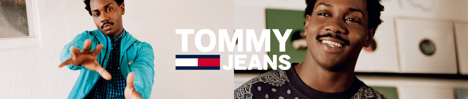 Odkryj Tommy Jeans