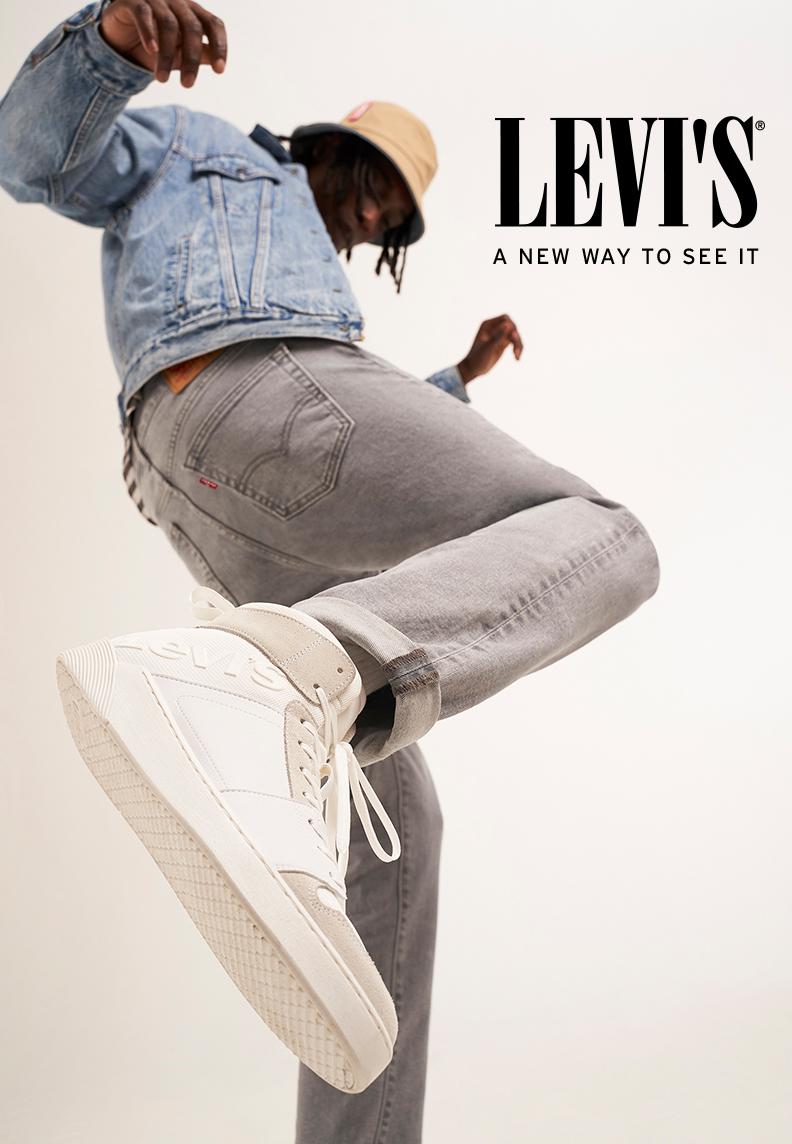 Levi's®| Serif Logo