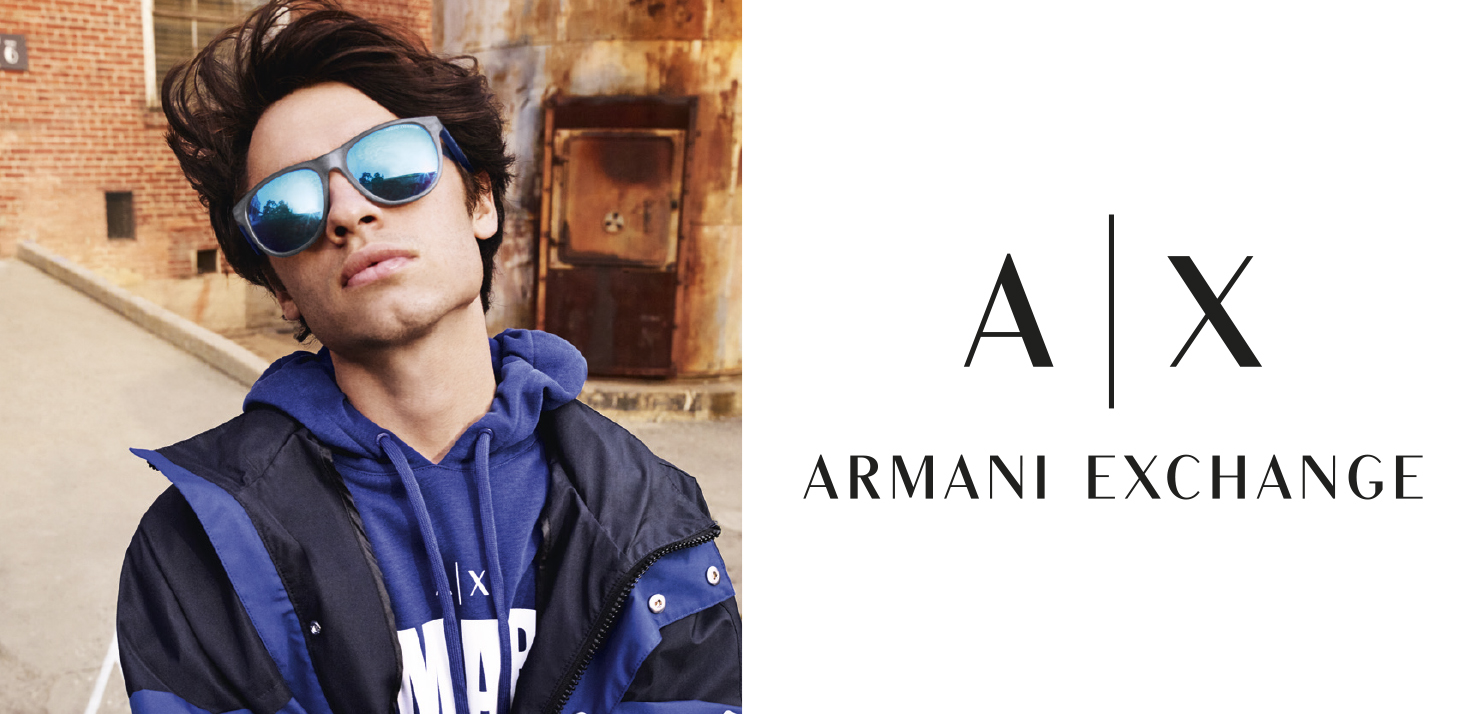 Shop Armani Exchange