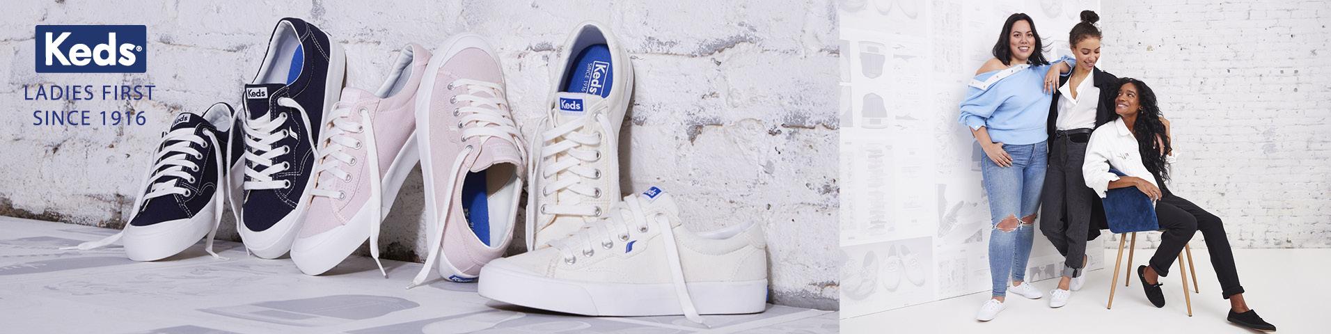 Keds Sneaker für Damen online kaufen | Mach's dir bequem