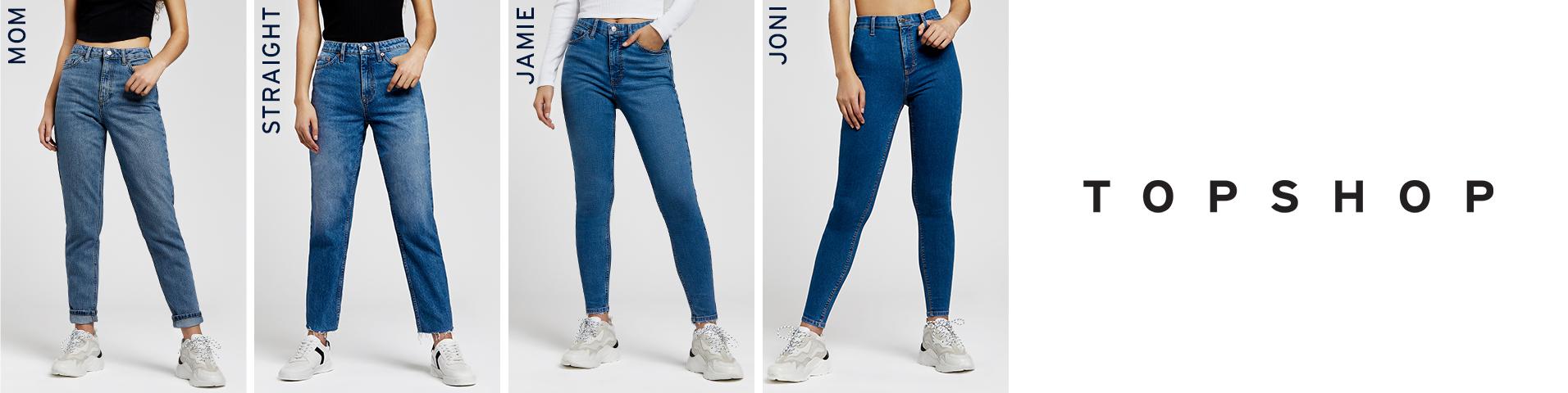Jeans da donna Guess bianco | La collezione su Zalando