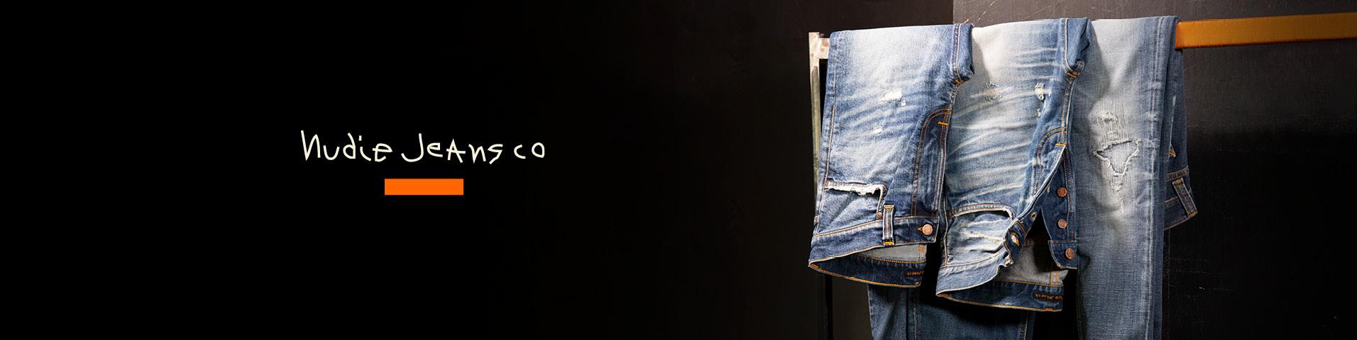 Vaqueros Nudie Jeans de hombre   Colección de tejanos online