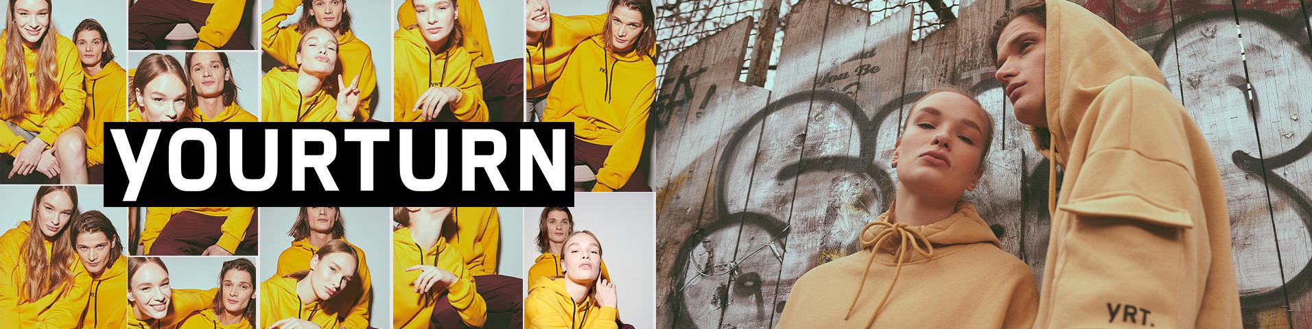 YOURTURN | La nuova collezione online su Zalando