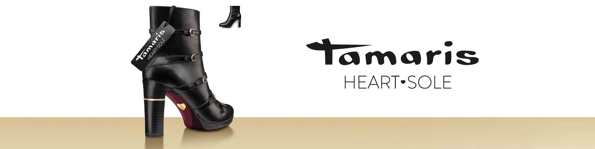 Spitze Tamaris Heart & Sole Pumps bei ZALANDO
