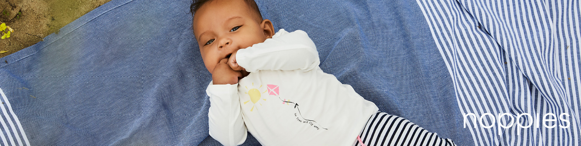 Noppies Baby Und Kinder Unisex Langarmshirt Amanda