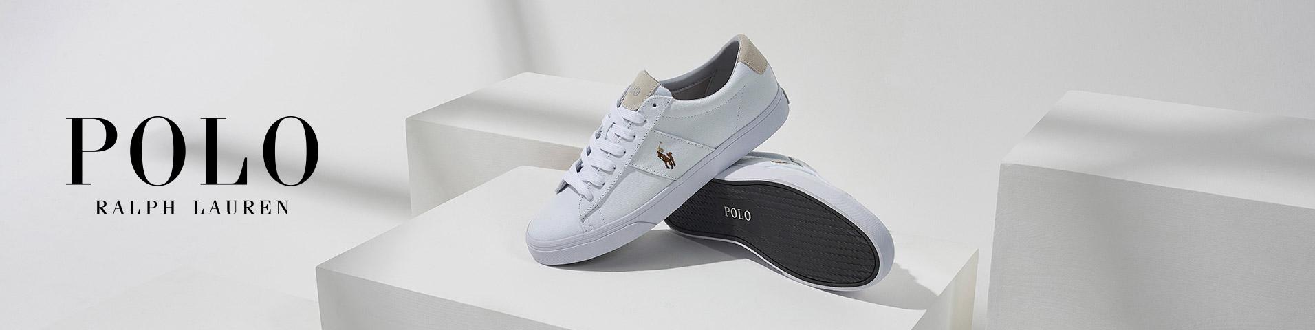 Polo Chaussures Lauren Ralph Choix Sur Ligne Homme NoirLarge En dtshQrCx