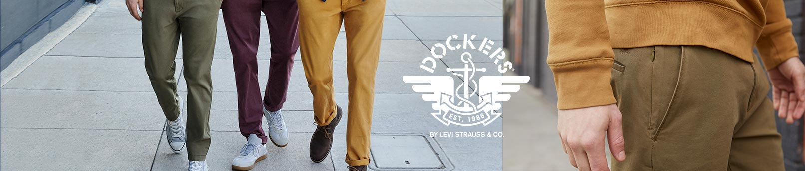 Discover Dockers