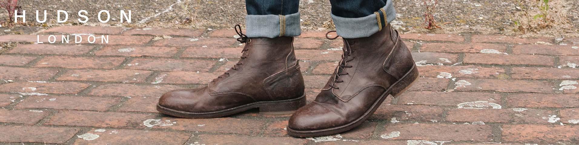 Hudson London Schuhe für Herren sind jetzt besonders günstig