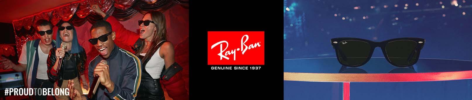 Ray-Ban shoppen