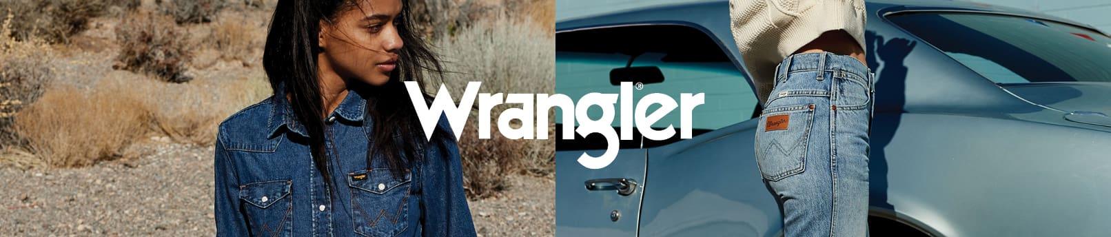 Découvrir Wrangler