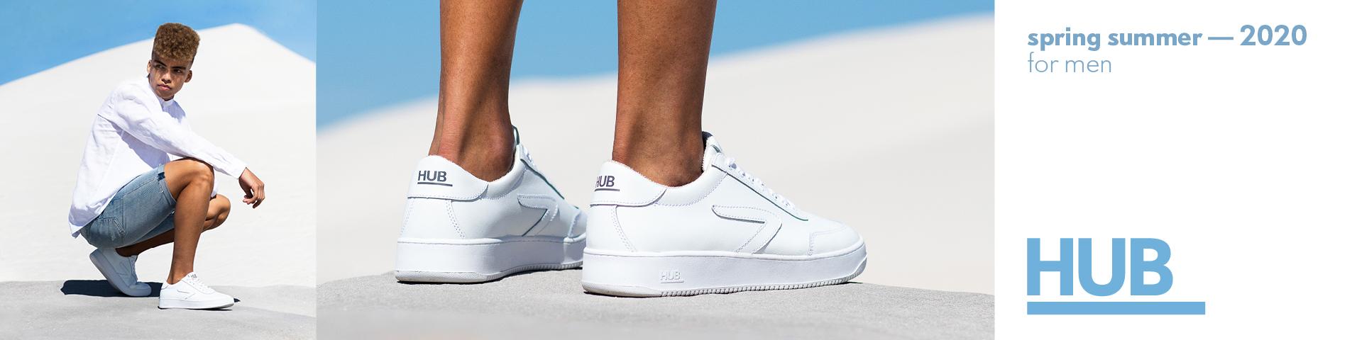 Chaussures homme HUB bleu | Large choix en ligne sur Zalando