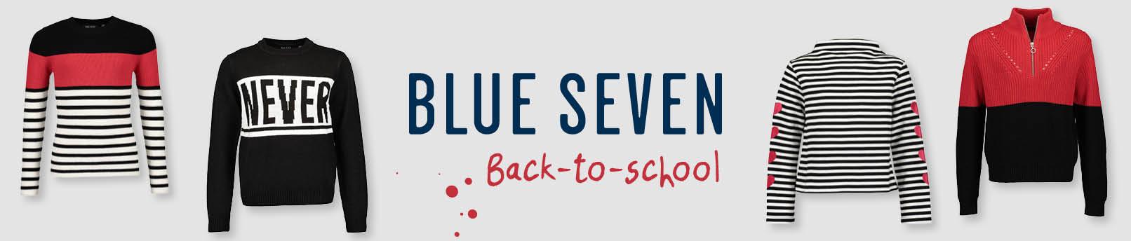 Découvrez Blue Seven