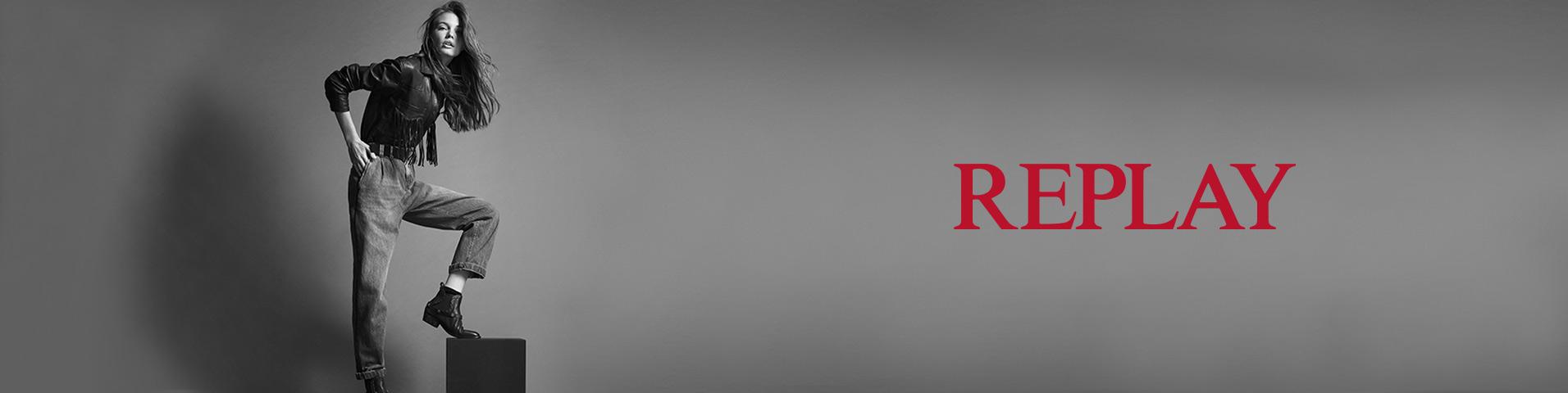 Replay en ligne | Nouvelle collection sur Zalando