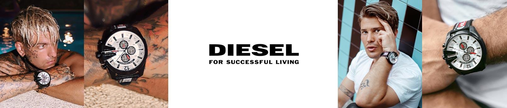 Diesel shoppen