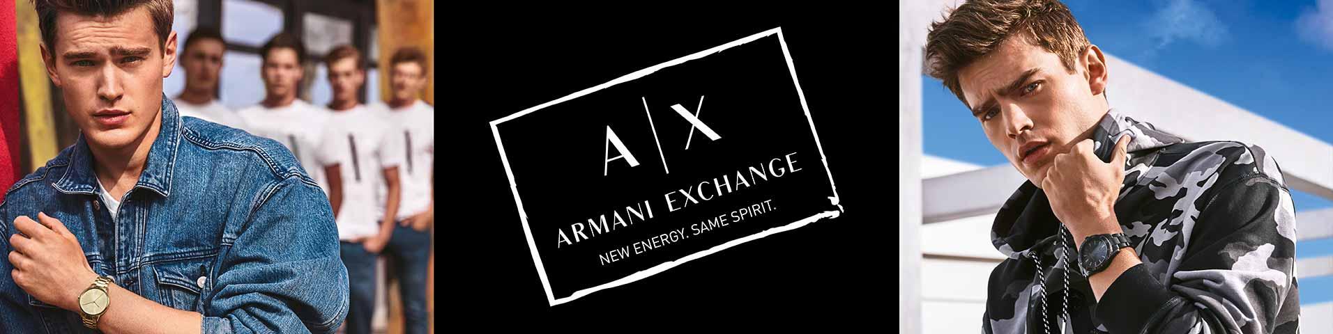 8cf3bf152dfa5 Zegarki męskie Armani Exchange - ponadczasowe i eleganckie dodatki w ...