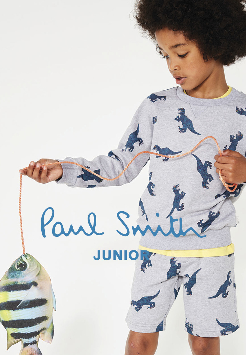 Paul Smith Junior