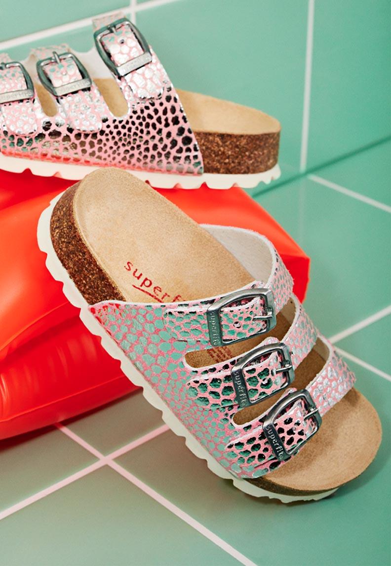 Sandaler & slip-ins
