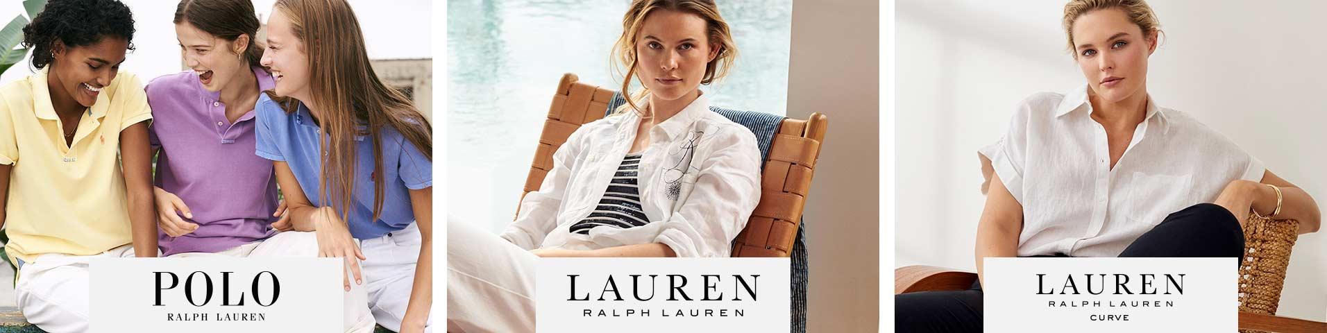 d329fcaf29 La collezione Polo Ralph Lauren donna in promozione su Zalando
