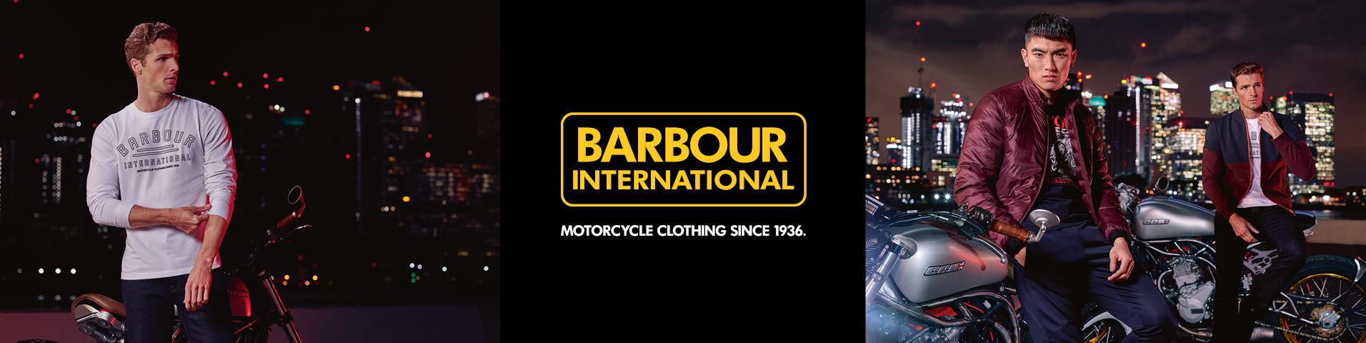 Barbour International Online Shop | Barbour International