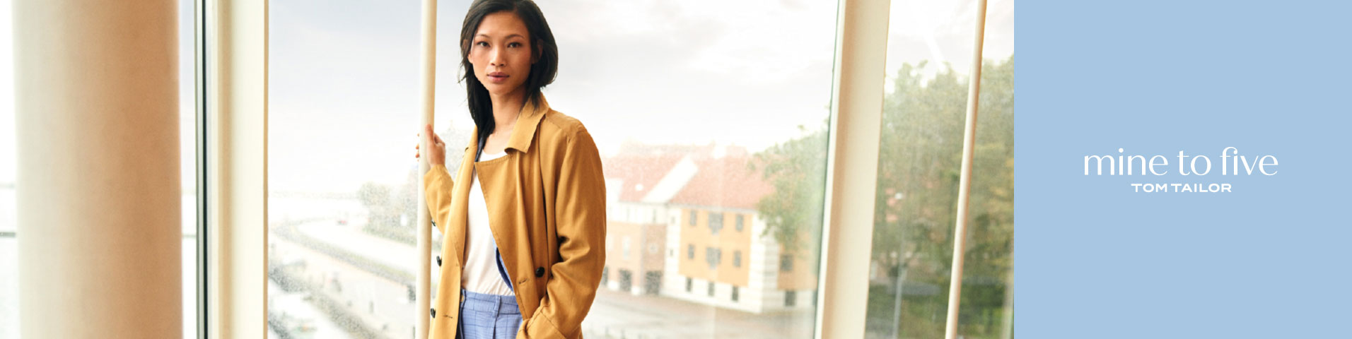 günstige mine to five tom tailor kleider im sale online