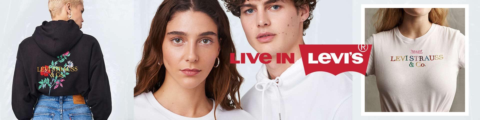 primera vista calidad de marca amplia selección de colores Camisetas y tops Levi's®   Comprar entre el catálgo de mujer ...