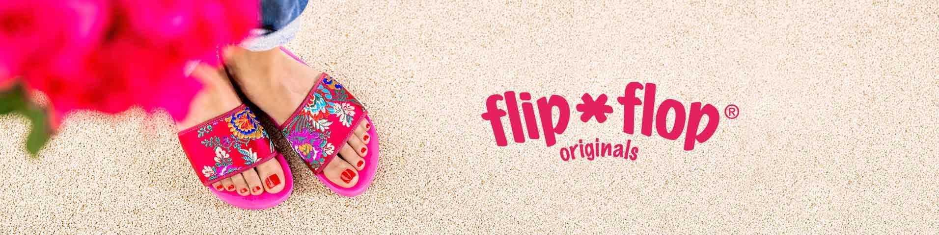 Flip*flop Damenschuhe online | Aktuelle Kollektionen von Top