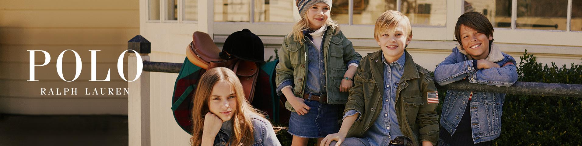 quality design 791c9 a2c64 Collezione bimbi Polo Ralph Lauren   Promo su Zalando