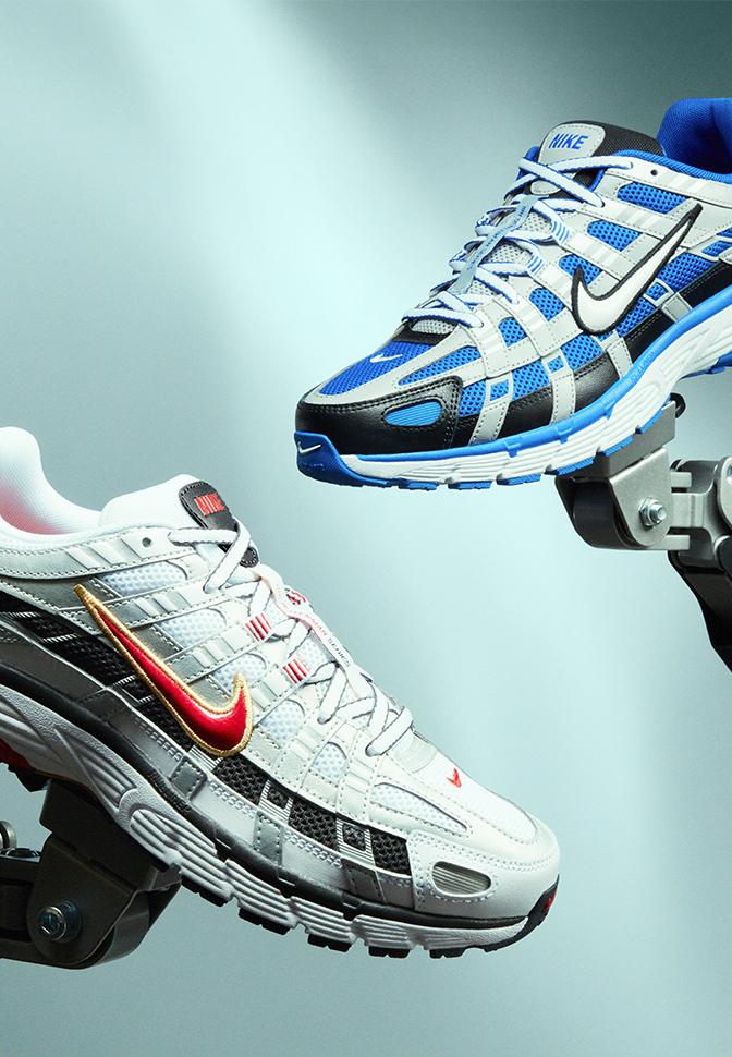 Der Nike P-6000