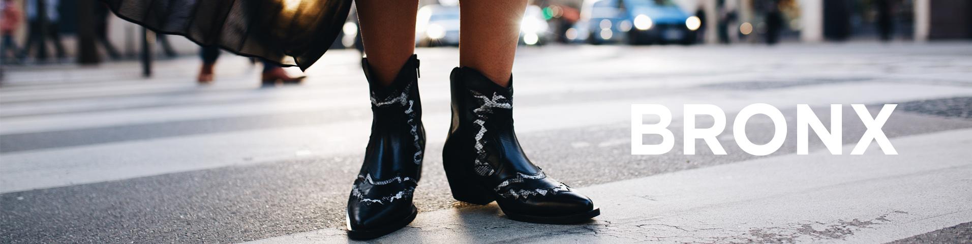 95684477845 Chaussures de Bronx · Femme