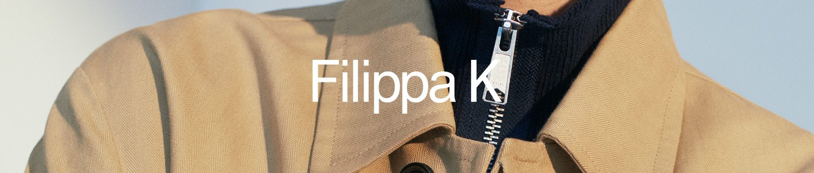 Filippa K shoppen