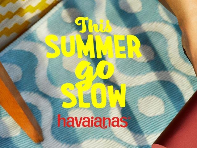 Havaianas shoppen