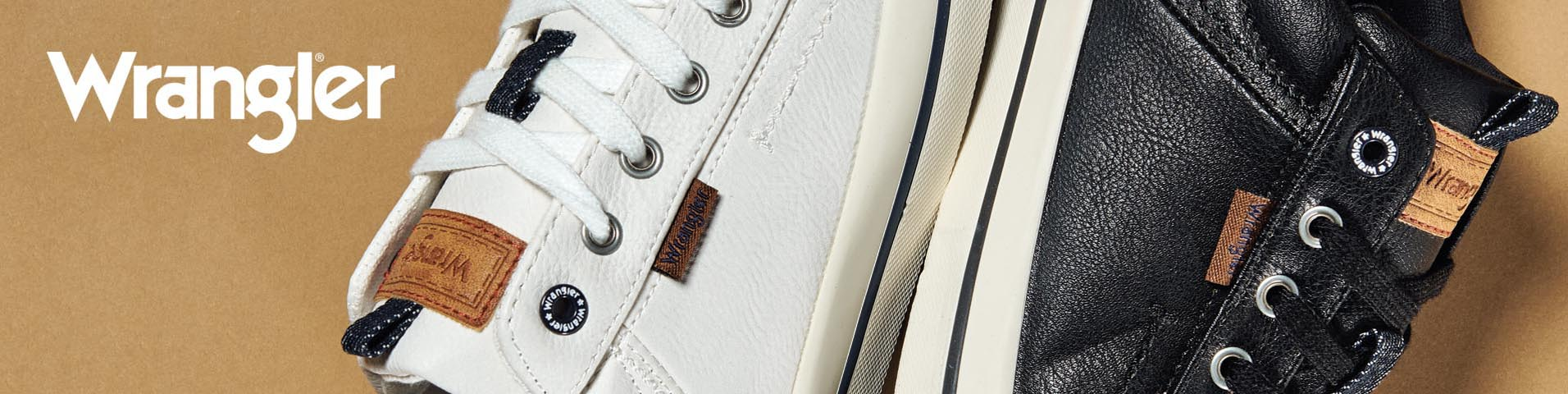 Braune Wrangler Schuhe für Herren   ZALANDO