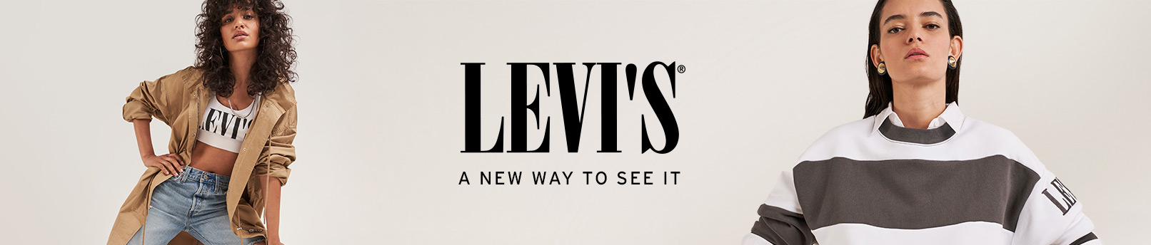 Odkryj Levi's®