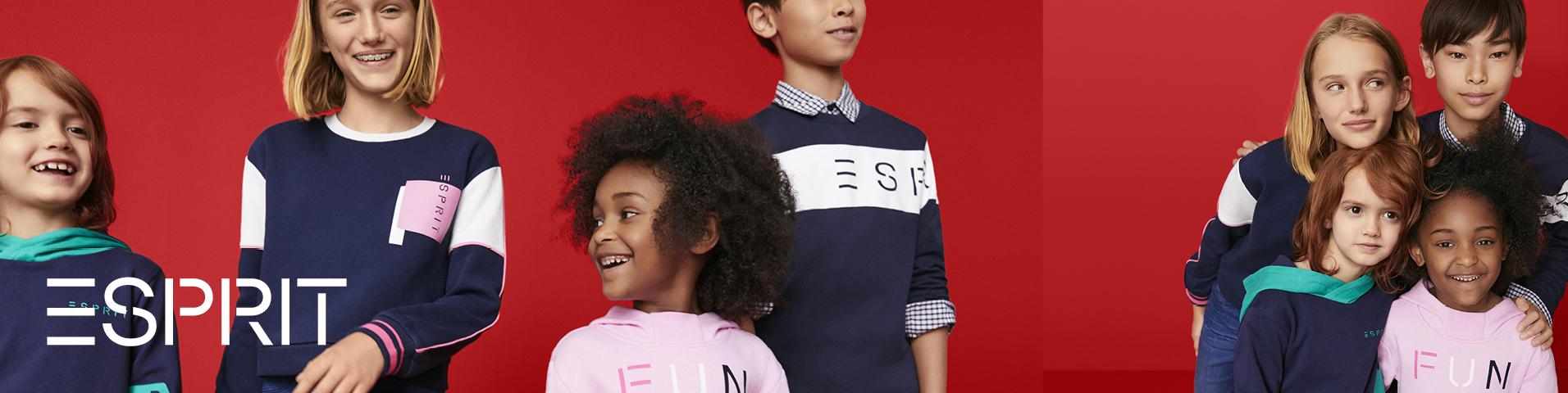 Esprit Övergångsjackor | Barn | Köp barnjackor online på