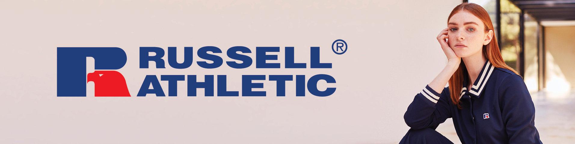 günstige russell athletic eagle r kleider im sale online