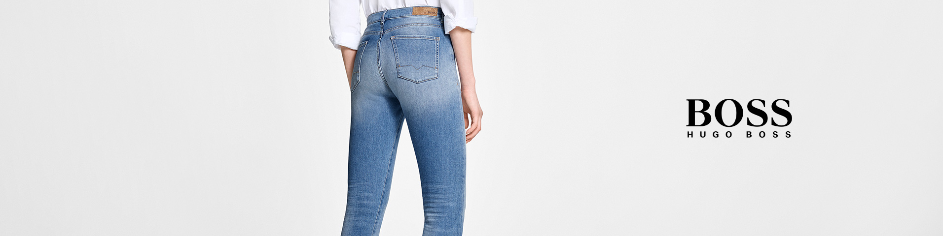 401ba5145b3 BOSS Slim fit-jeans | Dam | Köp jeans i slim fit online på Zalando.se