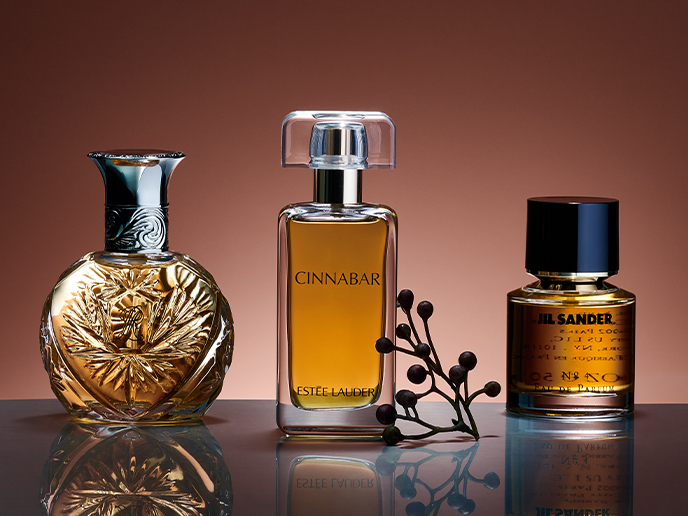 Parfums épicés