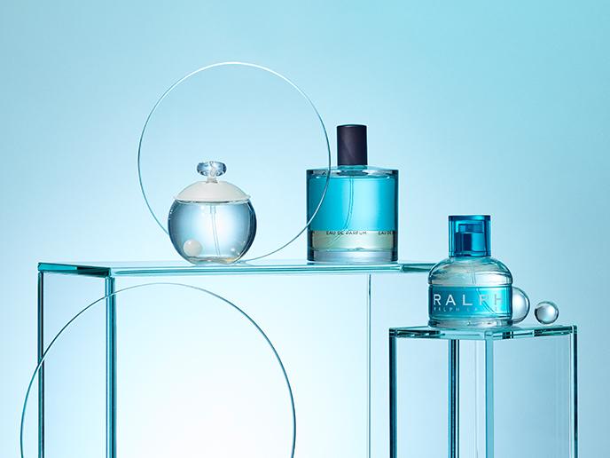 Parfums légers