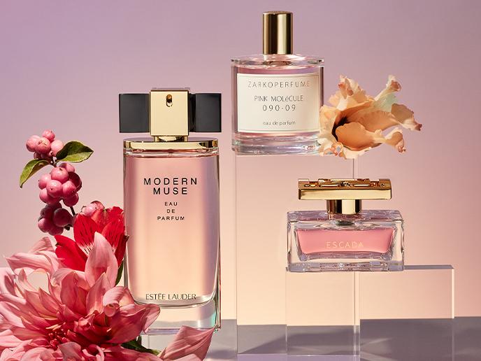 Parfums fleuris