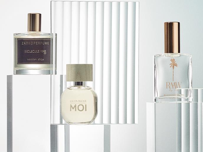Marques de parfums indépendantes