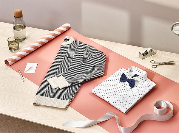 Shirts & knitwear