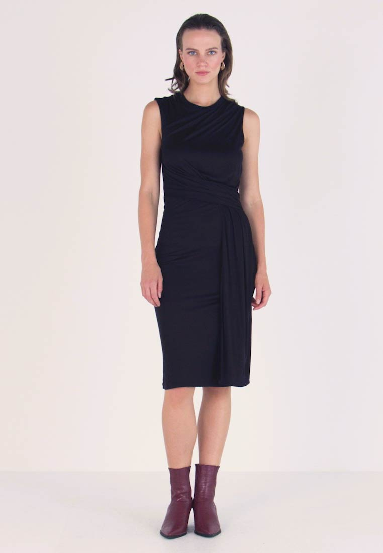 AllSaints - LIMERA DRESS - Jerseykjole - black - 1